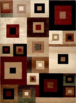 Tribeca by Home Dynamix HD5375-999-5N Home Decor Living Room Area Rug