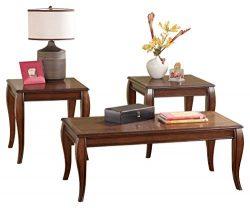 Ashley Furniture Signature Design – Mattie Occasional Table – Set of 3 – Reddi ...