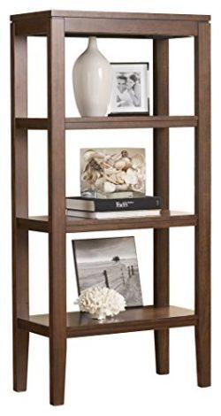 Ashley Furniture Signature Design – Deagan Pier Cabinet – 3 Fixed Shelves – Co ...