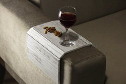 Sofa Tray Table ,Handmade,Sofa Arm Tray,Armrest Tray,Sofa Arm Table,Coffee Table, Wood Gifts, So ...