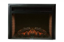 Greystone F2609E Electrical Fireplace (26″ X 20.8″ X 6.7″ with remote 323673 0 ...