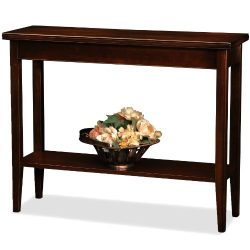 Leick Laurent Hall Console Table
