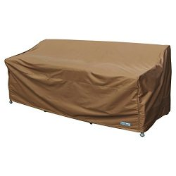 Patio Armor SF43359 Patio Sofa/Bench Cover, 96″/42″/40″