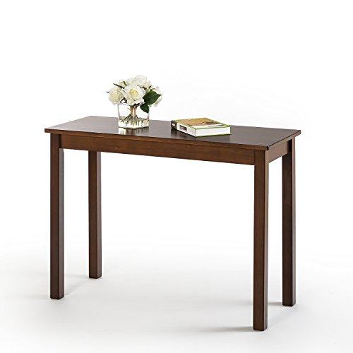 Zinus Espresso Wood Console Table