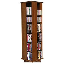 Venture Horizon Revolving Media Tower 600 Walnut