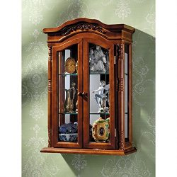 Display Cabinet – Beacon Hill – Wall Mounted Curio Cabinet