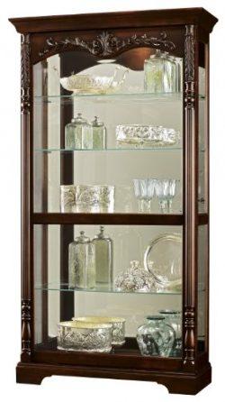 Howard Miller 680-497 Felicia Curio Cabinet by