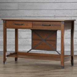 Newdale Console Table, The backboard is removable
