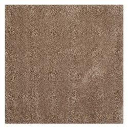 Safavieh Milan Shag Collection SG180-1414 Dark Beige Area Rug (10′ Square)