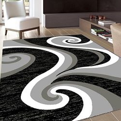 Msrugs Area Rug Classy Traditional Designs Perfect for Living Room and Kitchen, Indoor or Home i ...