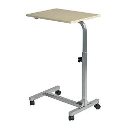 Coavas Laptop Desk Medical Adjustable Height Overbed Table Multi-purpose Portable Computer Desk  ...