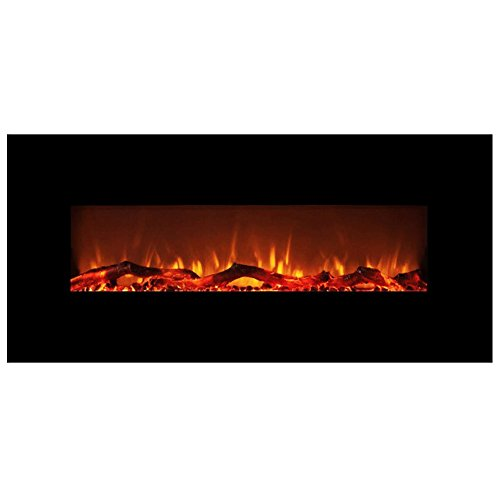 FLAMEampSHADE Electric Fireplace Wall Fireplace Heater