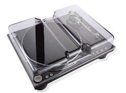 Decksaver,  DS-PC-VL12ST150, Decksaver Denon Vl12 Turntable Cover