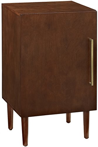 Crosley furniture everett record player stand mahogany for Furniture in everett