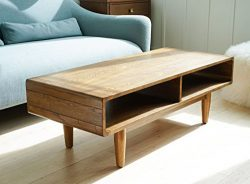 Hives and Honey 6008-424 Dexter: Walnut Coffee Table, Brown