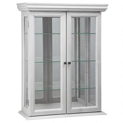 Design Toscano BN24301 Country Tuscan Wall Curio Cabinet