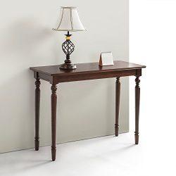 Zinus Bordeaux Wood Console Table / Entryway / Table