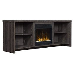 Classic Flame Shelter Cove Electric Fireplace Media Console