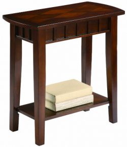 Crown Mark Dentil Chair Side Table