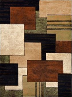 Tribeca by Home Dynamix HD5367-548-3N Home Decor Living Room Area Rug