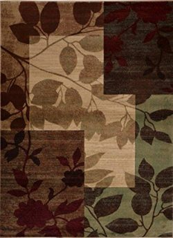 Tribeca by Home Dynamix HD5282-999-5N Home Decor Living Room Area Rug