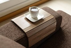 Sofa Tray Table ,Handmade,Sofa Arm Tray,Armrest Tray,Sofa Arm Table,Coffee Table, Wood Gifts, So ...