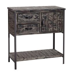 Gallerie Décor Soho Accent Chest, Brown