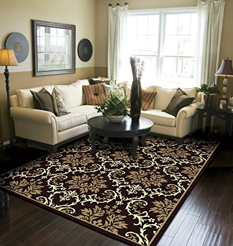 8 10 Clearance Under 100 Rug Cozy Moroccan Trellis Indoor Area 5 3 X 7