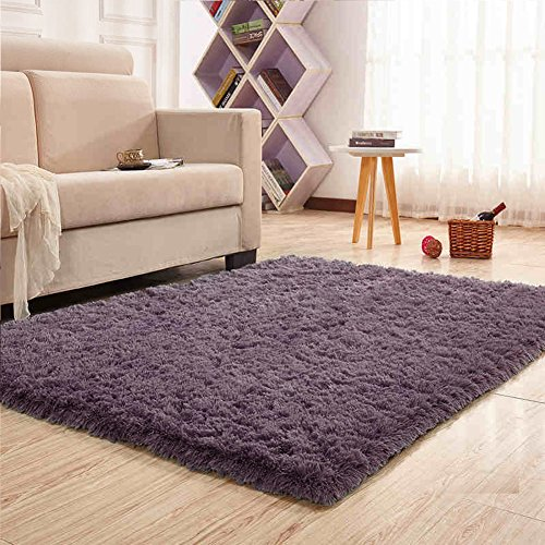 soft area rugs for living room noahas soft modern shag area rugs fluffy living room 24055
