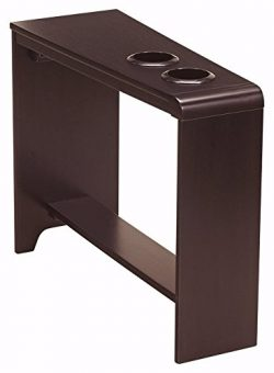 Ashley Furniture Signature Design – Carlyle Chairside End Table – Rectangular with 2 ...