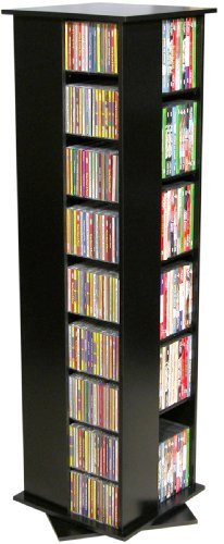 Venture Horizon Revolving Media Tower 600 Black