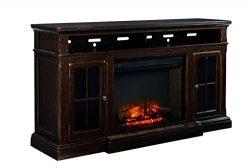 Ashley Furniture Signature Design – Roddinton TV Stand – 74 in – Rectangular & ...