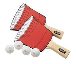 Red Cup Living Table Tennis – 2 Player Set