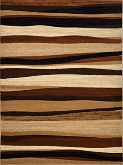 Tribeca by Home Dynamix HD5374-500-2N Home Decor Living Room 5×7 Area Rug