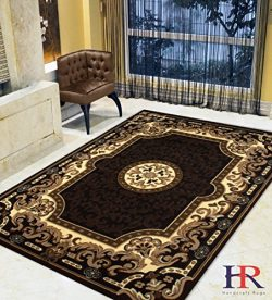 Handcraft Rugs – Persian Oriental Traditional Tabriz Pattern Style Living room area rugs Modern  ...