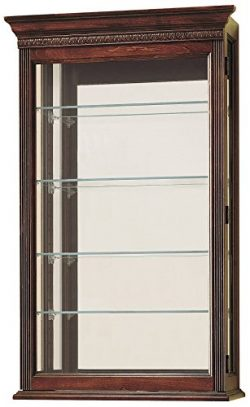 Howard Miller 685-104 Edmonton Curio Cabinet by