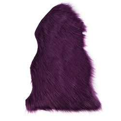 KXN Comfort Anti Fatigue Mat 15.8 X 23.6 Inch Fluffy Rugs Shaggy Area Rug Perfect for Dining Roo ...
