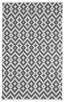 Fab Habitat Reversible Cotton Area Rugs | Rugs for Living Room, Bathroom Rug, Kitchen Rug | Sams ...