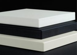 Teak Isle King Starboard HDPE Sheet (Polar White, 27 x 24 x 1/2-Inch)