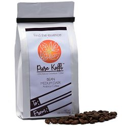 Pure Coffee Beans – Farm To Table Colombian Coffee – Fresh Beans or Coarse Ground Co ...