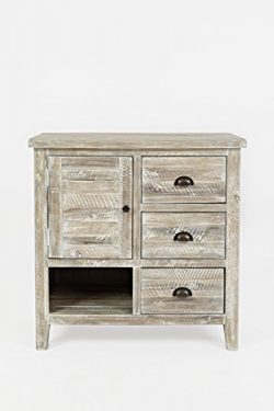 Accent Chest in Washed Gray Finish