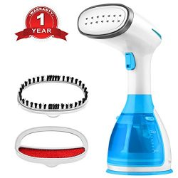 Steamers for Clothes, Yosoo Fabric Steamer, Handheld Garment Steamer, Fast Heat-up with 280milli ...