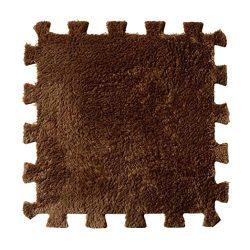 Kanzd Non-Slip Mats Rubber Carpet Living Room Bedroom Children Soft Patchwork Carpet Splice Baby ...