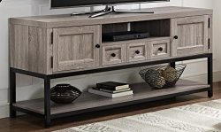Ameriwood Home Barrett Console, 70″ TV Stand