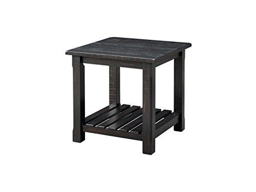 Martin Svensson Home 890232 End Table, Antique Black