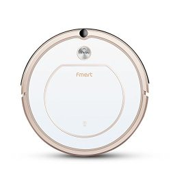 Fmart Smart Robotic Vacuum Cleaner For Home Appliances Dry&Wet Robot Vacuum Cleaner and Mop, ...