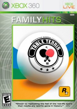 Table Tennis – Xbox 360