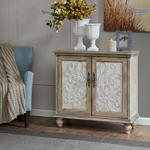 Driscoll 2-Door Cabinet Reclaimed Natural See below