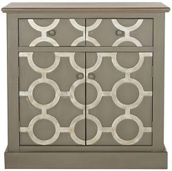 Safavieh American Homes Collection Petula Grey Chest