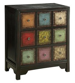 Treasure Trove Accents 3-Drawer Chest
